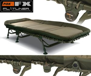 Fox Flatliner Bedchair